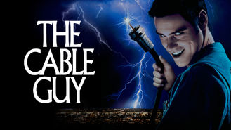 Netflix box art for The Cable Guy