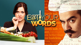 Netflix Box Art for Eat Your Words - Season 1