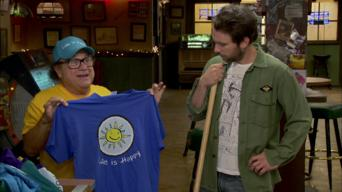 It's Always Sunny in Philadelphia: Season 10: Mac Kills His Dad