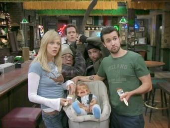 It's Always Sunny in Philadelphia: Season 3: The Gang Finds a Dumpster Baby