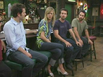 It's Always Sunny in Philadelphia: Season 4: Who Pooped the Bed?