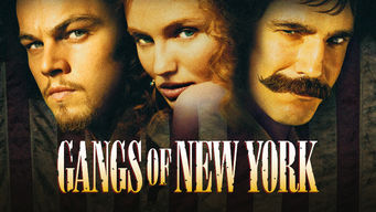 Is Gangs Of New York 2002 On Netflix Ireland Whatsnewonnetflix Com