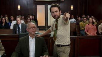 It's Always Sunny in Philadelphia: Season 11: McPoyle vs. Ponderosa: The Trial of the Century