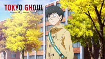 Is Tokyo Ghoul: Tokyo Ghoul:re (2015) on Netflix Ireland