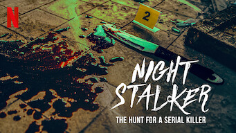 Night Stalker: The Hunt for a Serial Killer: Limited Series
