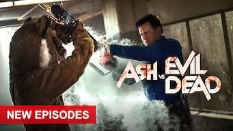 Está Ash Vs Evil Dead Season 3 2018 En Netflix Irlanda